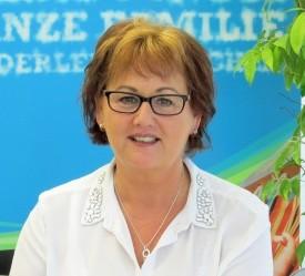 Martina Berscheid - Mitglied der Geschäftsführung